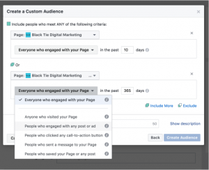 facebook advertising example two